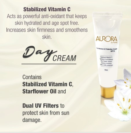 Aurora Revitalize anti-Aging eye-cream