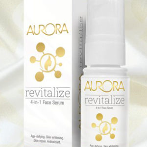 revitalize face serum