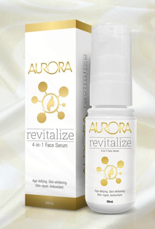 revitalize face serum