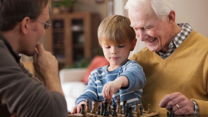 i-fern old age