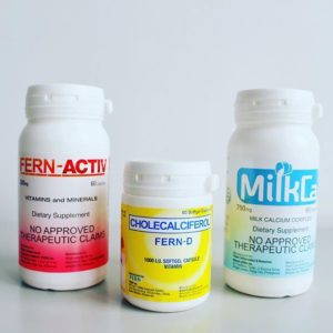 i-fern trio multivitamin